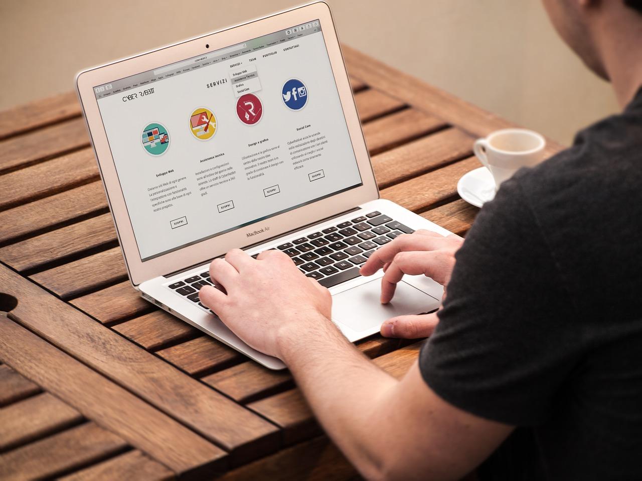 Missions d'un webmaster freelance à Paris - Création site web sur mesure